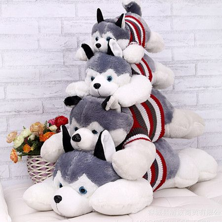 Listen Up! We got a new product called Siberian Husky Plush Toy Check it out on our store!