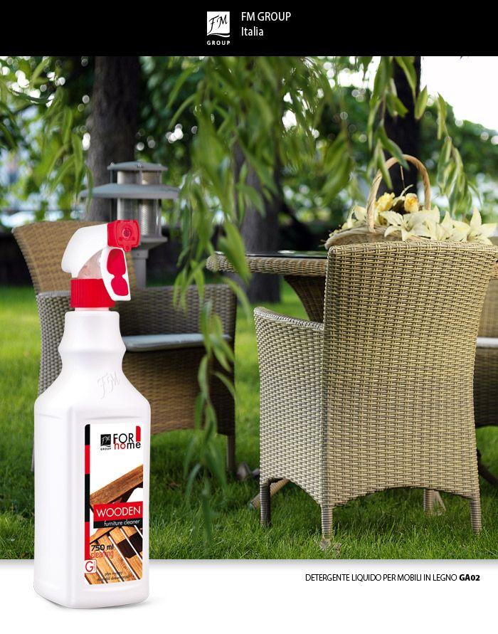 EURO 7,90 per mobili da esterno #fmgroupitalia ADV-For-Home-Detergente-Legno.jpg (700×891) Vuoi acquistare? Chiamami