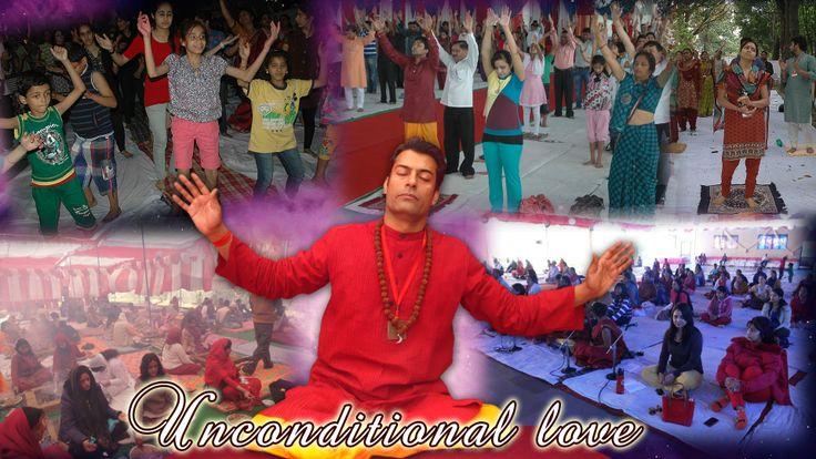 Our Ultimate Goal Is Uncondtional Love! ~Shri Prabhoo Swaroop