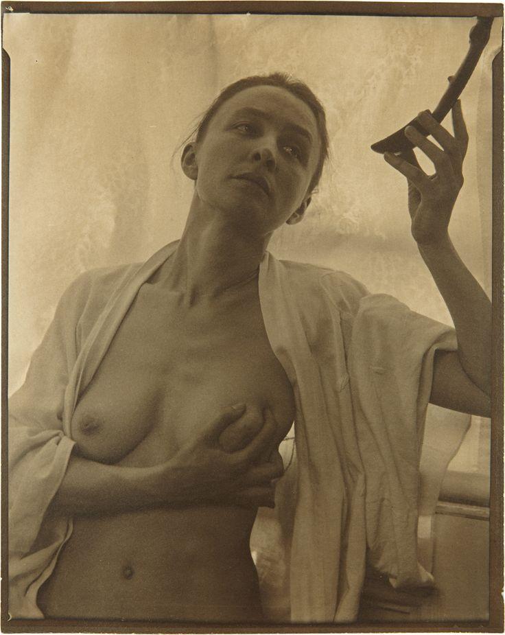 Georgia O'Keeffe by Stieglitz, 1919