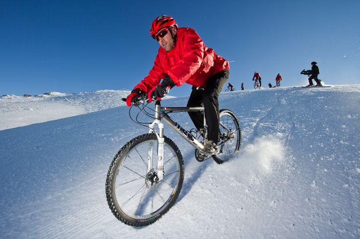 Snowbike Bormio 3000