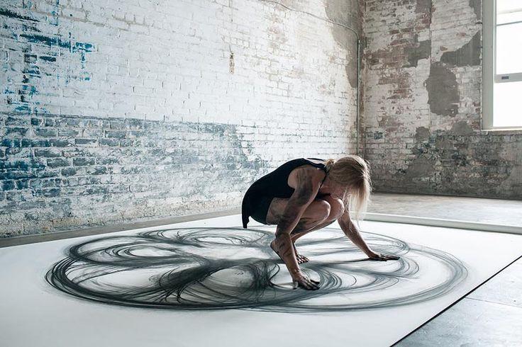 Moving Art – Heather Hansen