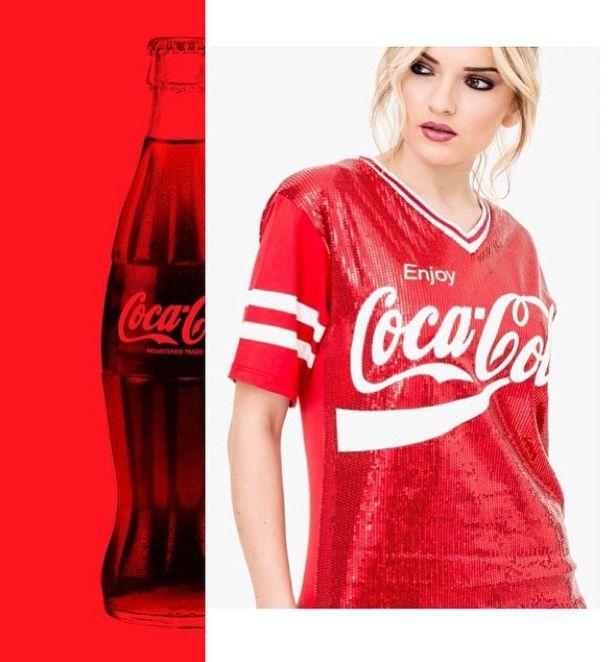 COCACOLA #shopart #collection #adorage #style #springsummer15 #shopartonline #shopartmania #love #cocacola #tee