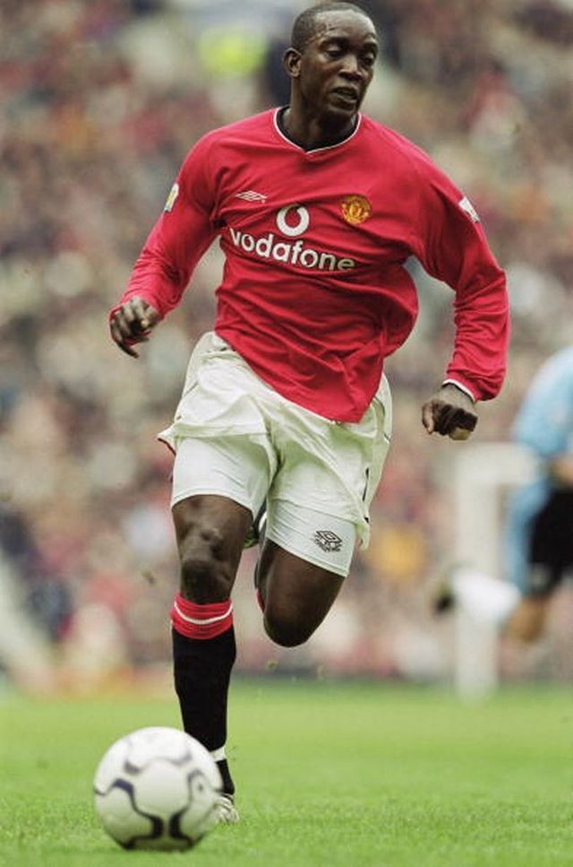Dwight Yorke, Manchester United