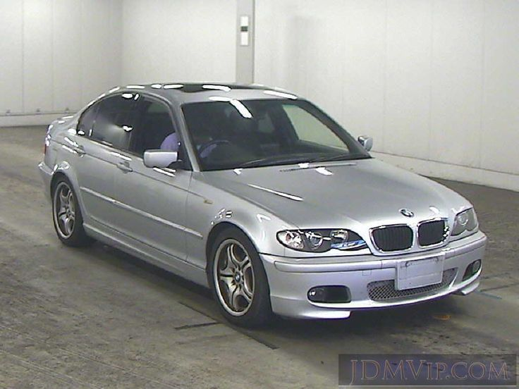 2002 OTHERS BMW 318I_M_ AY20 - http://jdmvip.com/jdmcars/2002_OTHERS_BMW_318I_M__AY20-2eGjwth6B37MAzf-40111