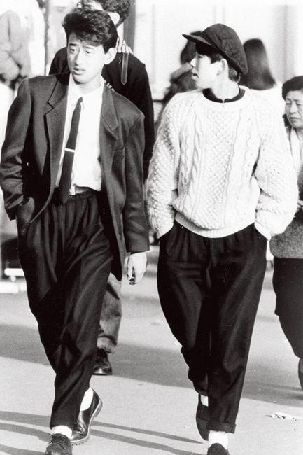 80年代ファッション , Google 検索
