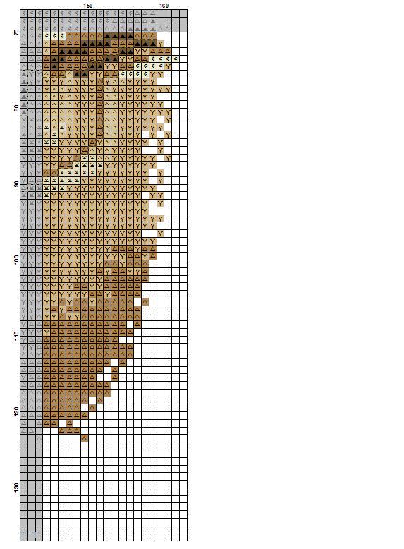 Dalmatian Dogs Cross Stitch Pattern #4