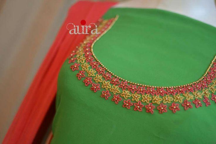 salwar kameez material, indian kurtis ,  Laxmi Rana@ http://ladyindia.com