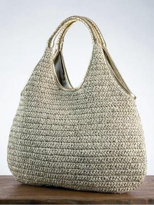 però è cara per una borsa da spiaggia mannaggia