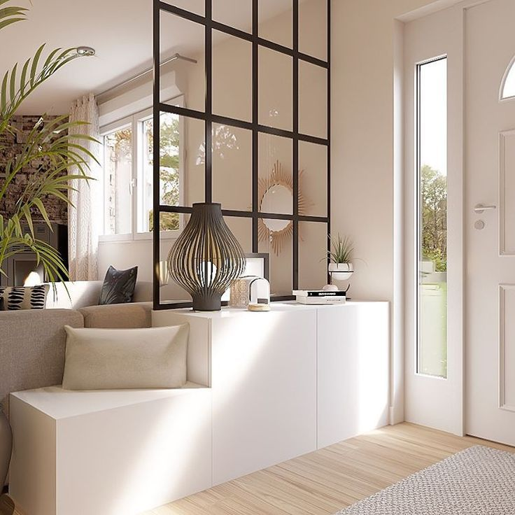 No Clever Entry Created With A Canopy And Storage Boxes D Avec Images Deco Entree Maison Idee Entree Maison Deco Maison Interieur