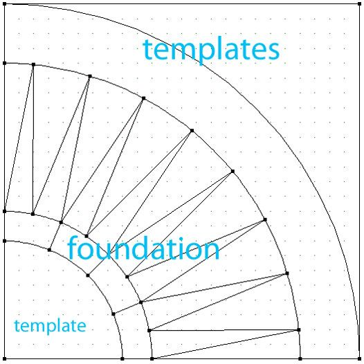 Foundation Piecing Patterns Free Printables   Sampler Class: Foundation Piecing Part 1