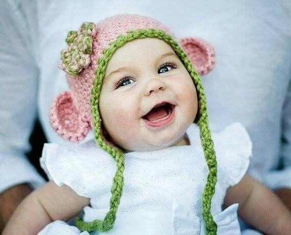 #lindo #bebê sorrindo #felicidade