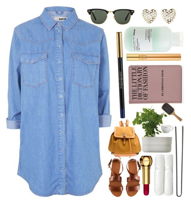 """as quatro estações"" by ouchm4rvel ❤ liked on Polyvore featuring Topshop, Alexander McQueen, H&M, Yves Saint Laurent, Christian Dior, Rig-Tig by Stelton, Linum Home Textiles, Crate and Barrel, Hershesons and Aveda"