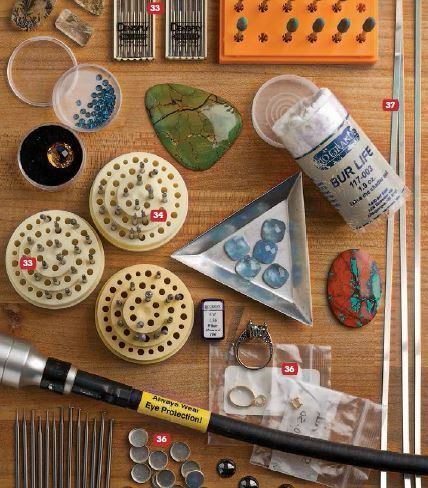 Guide to Jewelry-Making Supplies: Overview of Jewelry Supplies and Incorporating Jewelry Findings - Jewelry Making Daily