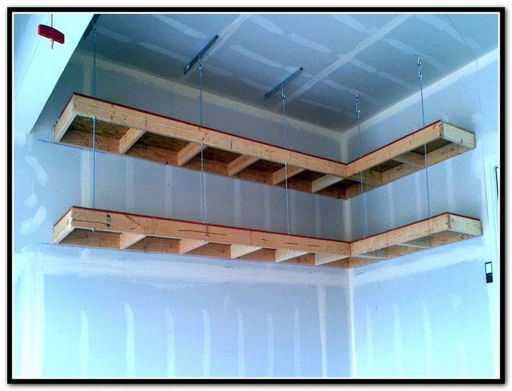 Best 25 Overhead Garage Storage Ideas On Pinterest Door And Diy