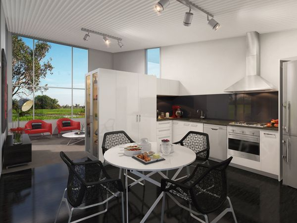 High concept granny flats by Project Designs Architects deliver the flair typically associated with designer homes, offering flexibility and independence.