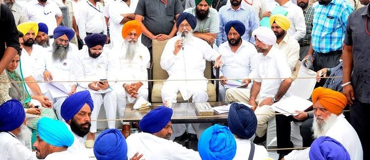 Calling SYL the lifeline of Punjab, Chief Minister Parkash Singh Badal said that his doors have always been open for anyone to discuss any issue concerning Punjab for finding meaningful and constructive ways betterment of the people of the state.  http://thepunjabnews.in/news/aap-not-serious-on-punjab-issues-regrets-punjab-cm-parkash-singh-badal