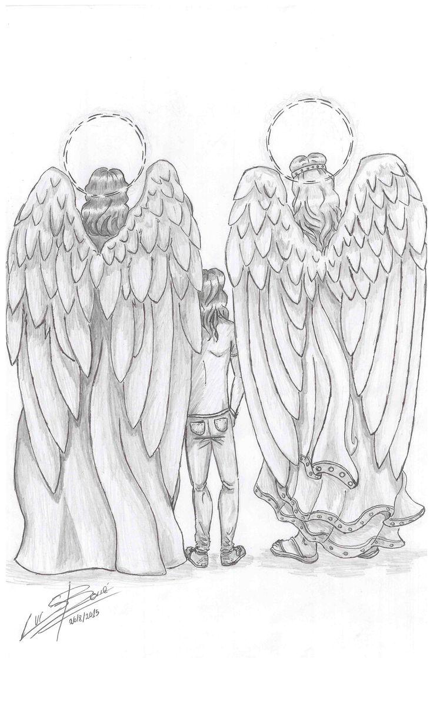 #angelsdraw #pencildraw #angels #saintgabriel #saintmichael #angelstakecareofyou