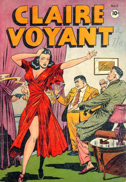Cover: Jack Kamen. May 1943-