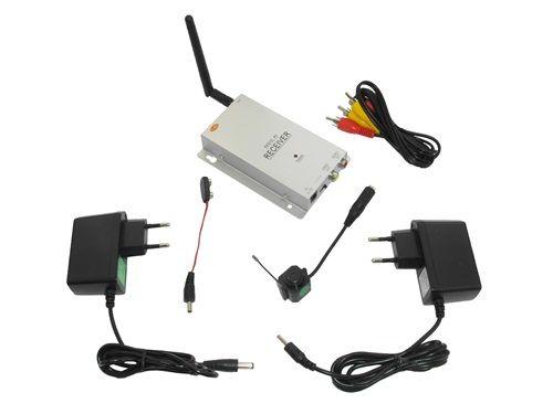 Micro Cámara Vigilancia Inalámbrica 2.4 Ghz | Envío Gratis