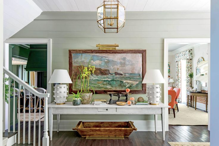 50th Anniversary Idea House: Entryway Designed by Ashley Gilbreath