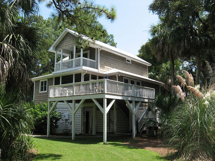 Fripp Island Resort House Rentals