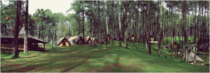 Tempat Wisata Populer di Lembang bandung GRAFIKA CIKOLE