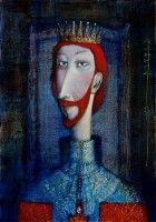 Король 50х35 см