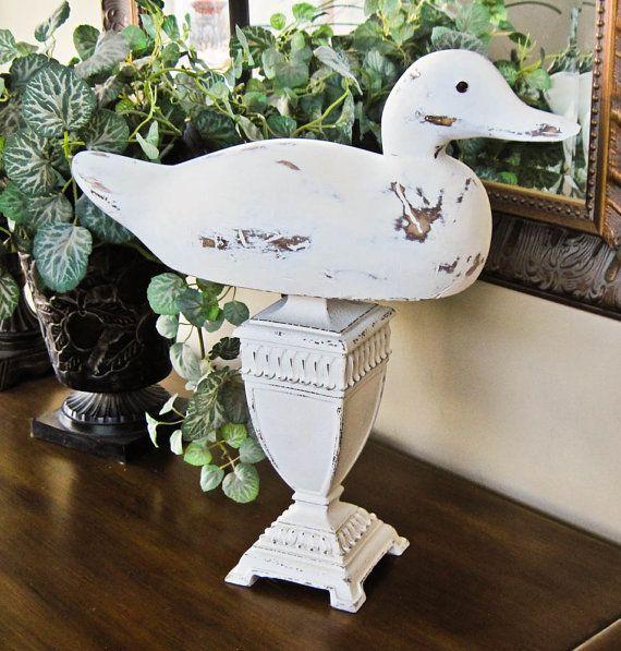 Duck Home Decor: Repurpose Items For Home Decor