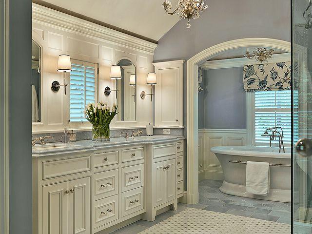 Traditional Master Bathroom Ideas