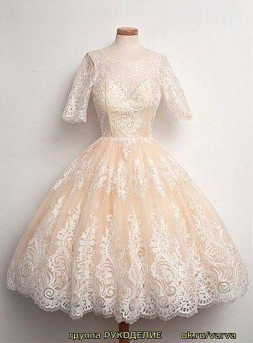 Красивые ретро платья купить