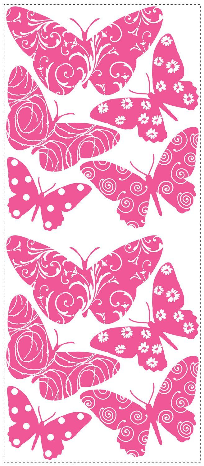 35 Best Templates Images On Pinterest Crafts Creative Ideas And Origami Dog Diagram Group Picture Image By Tag Keywordpictures Roommates Flocked Butterfly Peel Stick Wall Decals