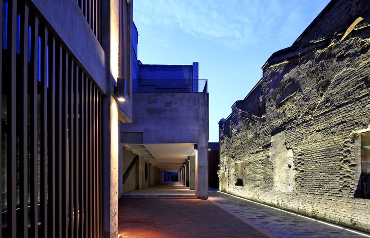 Gallery of Renovation of Xi'an Dahua Textile Mill / China Architecture Design Group Land-based Rationalism D.R.C - 24