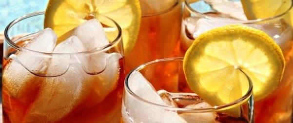 Bethenny Frankel's sweet tea vodka lemonade