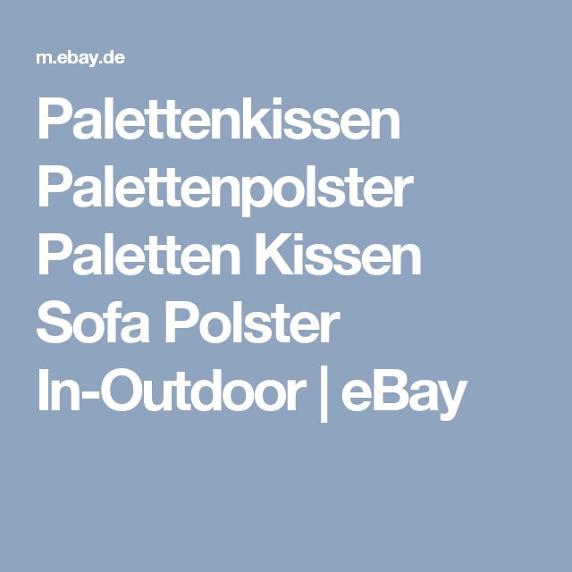die 25 besten palettenkissen outdoor ideen auf pinterest palettenkissen polster f r paletten. Black Bedroom Furniture Sets. Home Design Ideas