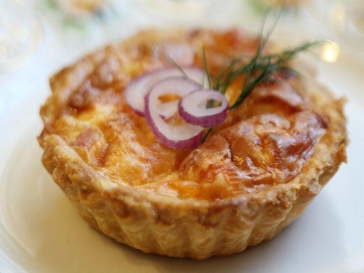 Quiche cu bacon si cascaval - Carrefour-Pentru o viata mai buna