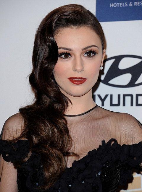 British singer  Cher L...
