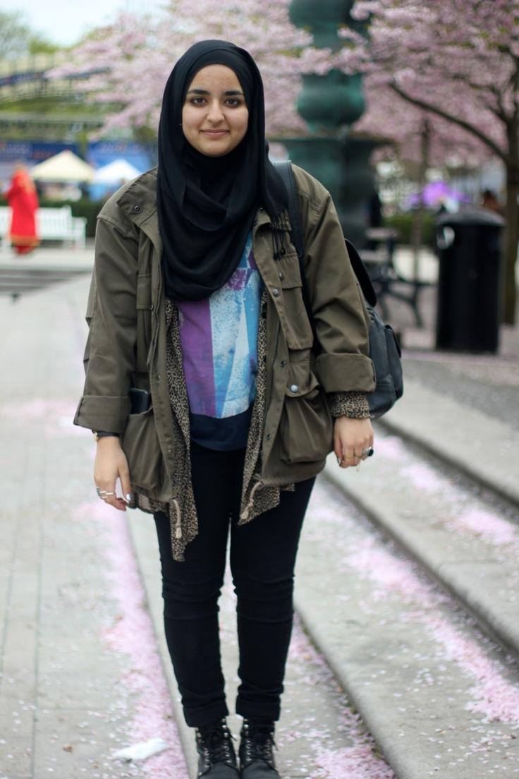 Fat Brown Hijabis