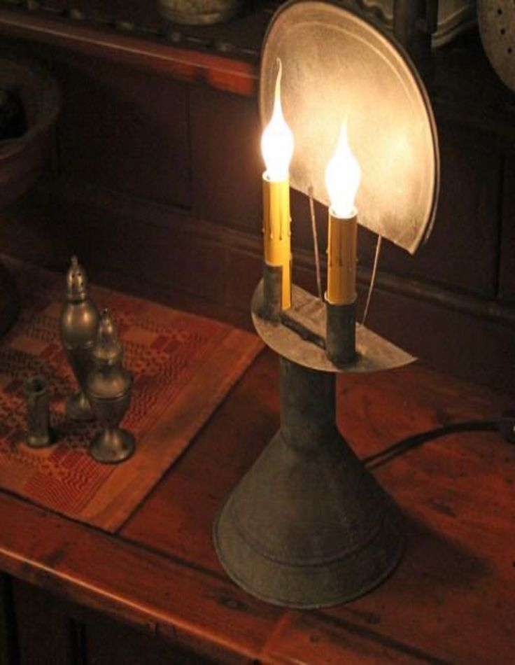 Primitive tin primitive lampsprimitive lightingrustic lightingcountry