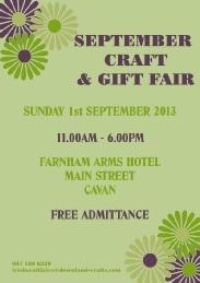 September Craft & Gift Fair