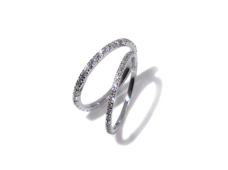 Lovely diamond rings ♥