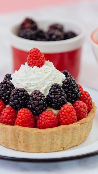 Re-creating a dessert from a childhood classic film, Matilda