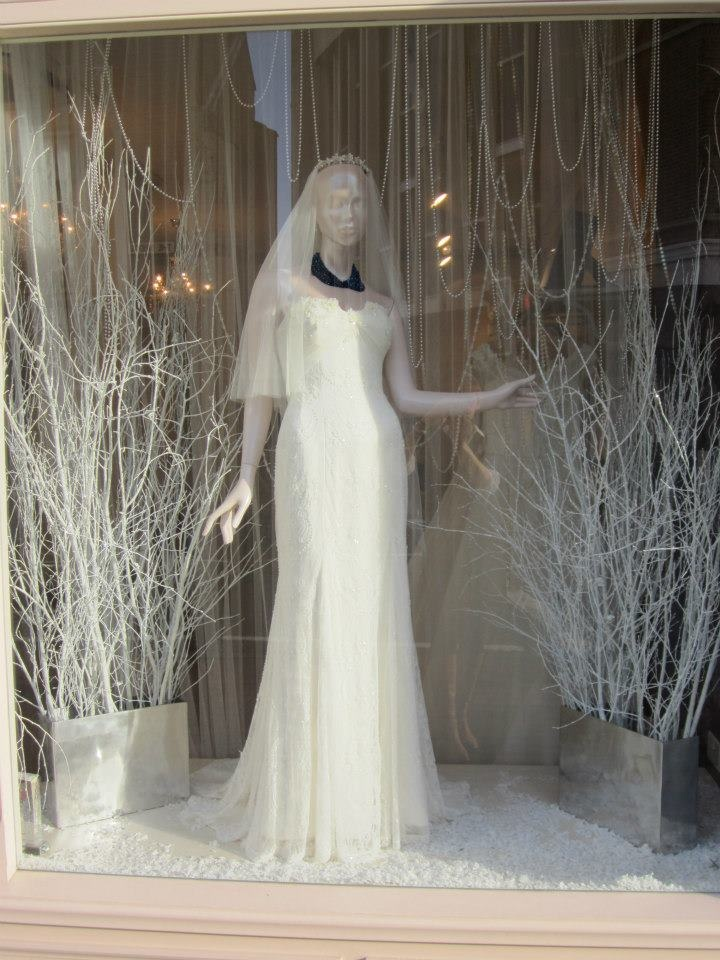 119 best Bridal & Wedding Displays with Mannequins images on ...