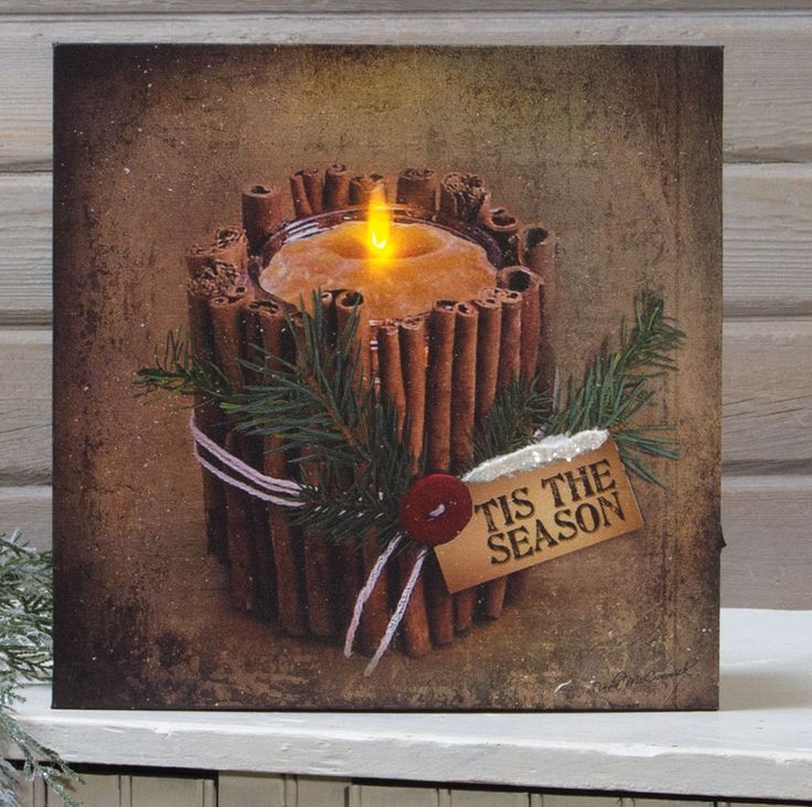 See the flickering candle flame pictures at Shelley B Home and Holiday. 100s of designs in all themes and styles.