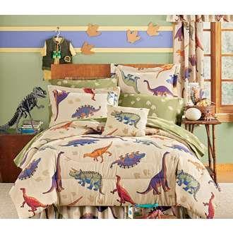 69 best dinosaur bedding set images on pinterest