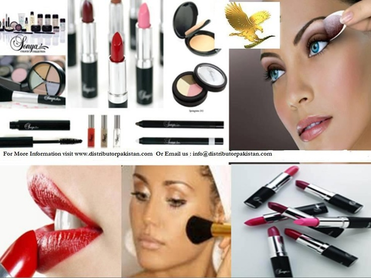 "Aloe Vera based Makeup by Forever Living Products ""the Sonya Collection"""