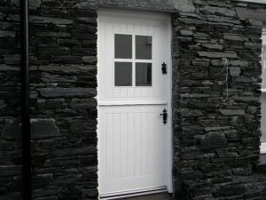 A Bespoke Cottage style Stable Door. (284.2)