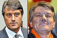 """September 2004  Viktor Yushchenko, anti-Russian candidate for the presidency of the Ukraine, is poisoned by Dioxin. Yushchenko's chief of staff Oleg Ribachuk suggests that the poison used was a mycotoxin called T-2, also known as """"Yellow Rain,"""" a Soviet-era substance which was reputedly used in Afghanistan as a chemical weapon. Miraculously, he survives the attack."""