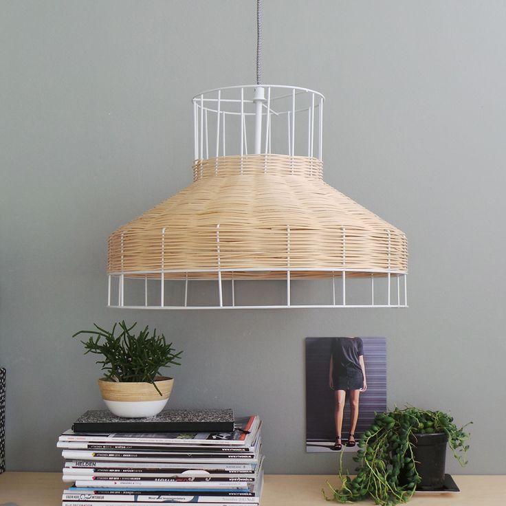 Scandinavische hanglamp Kalmar 40 cm - Landelijke lampen