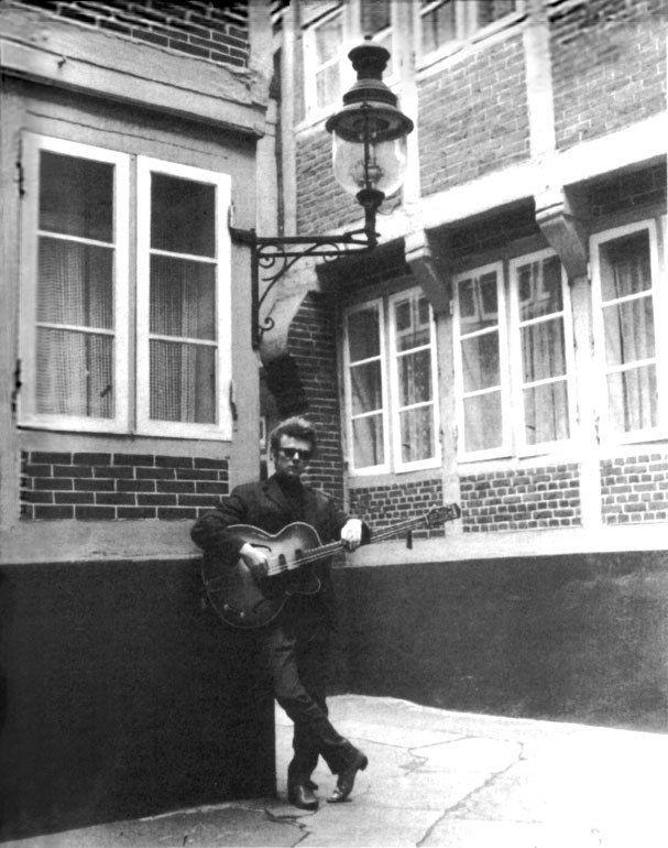 Stuart Sutcliffe in Hamburg, 1960 - 2
